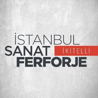 İstanbul Sanat Ferforje Logo