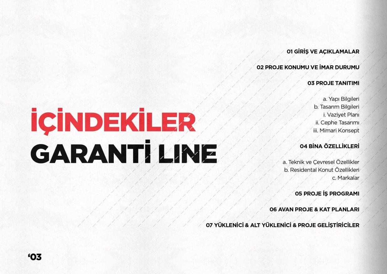 Garanti Line 3