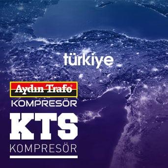 KTS Kompresör ve Aydın Trafo