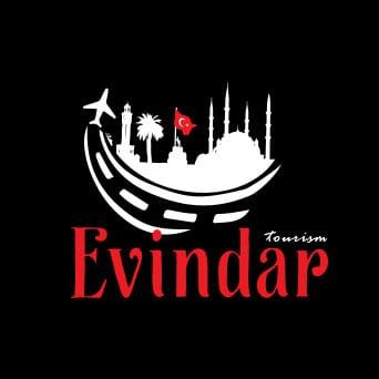 Evindar Tourism Logo