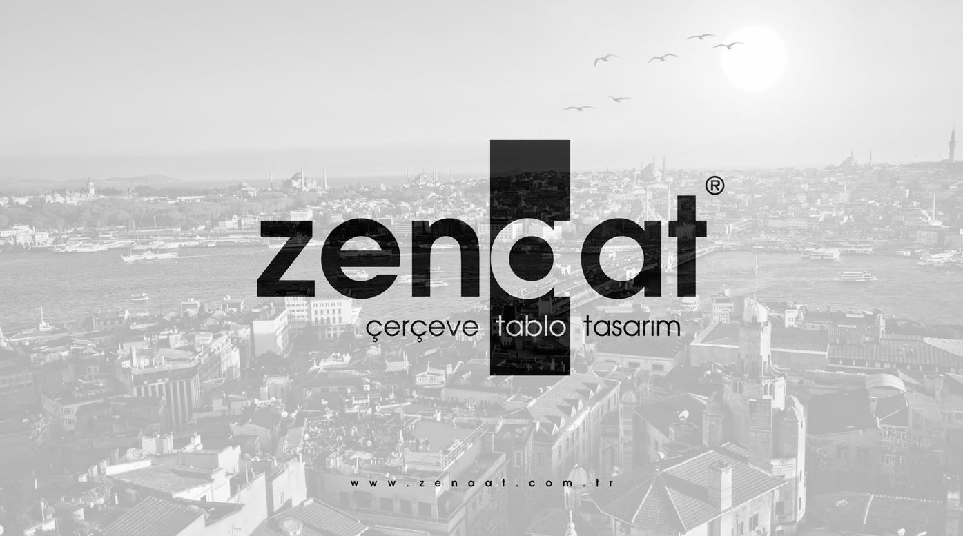 Zenaat - Çerçeve, Tablo & Tasarım